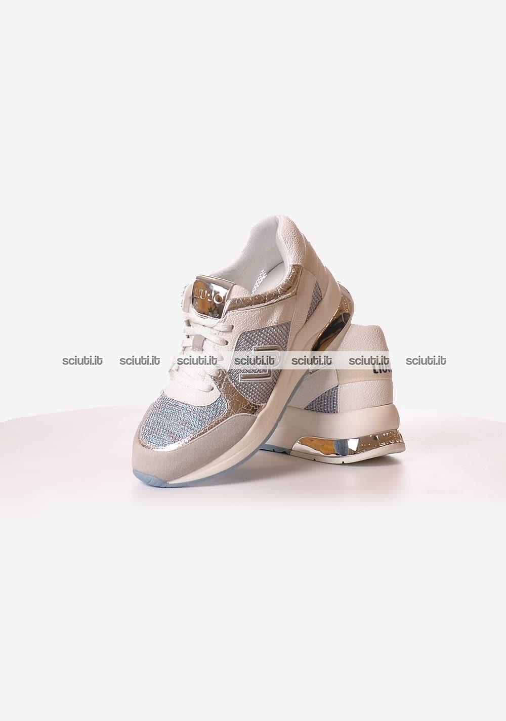 Scarpe Liu Jo donna Running Linda azzurro  4d3fbe98e08
