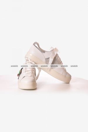 Scarpe Liu Jo donna bianche snow white | Sciuti.it