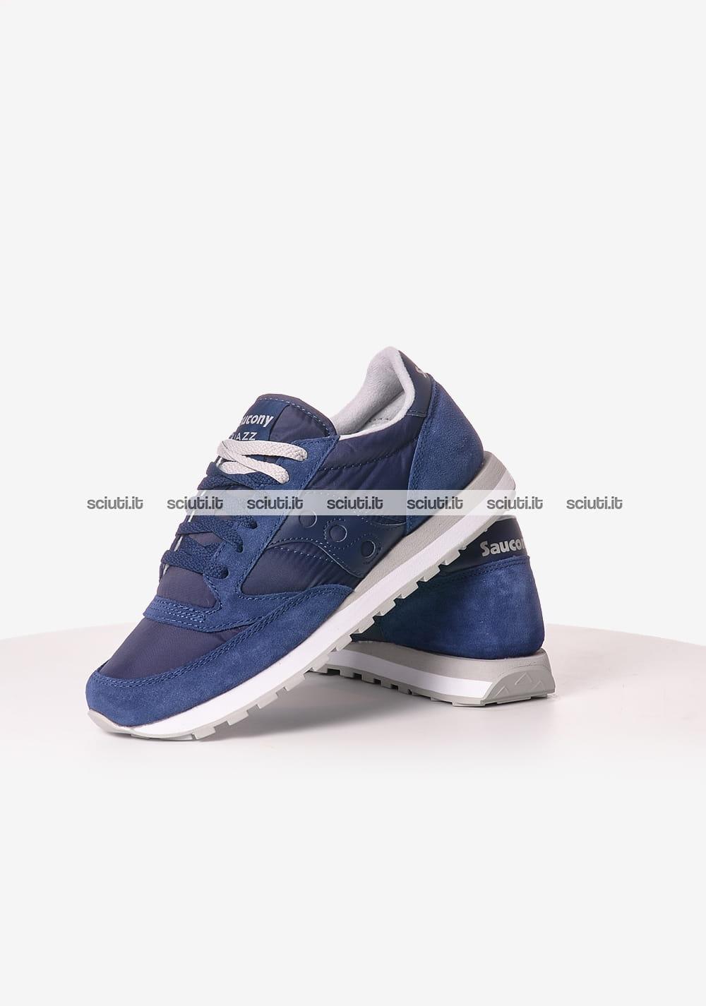 Scarpe Saucony uomo Jazz blu navy  12f2915c136