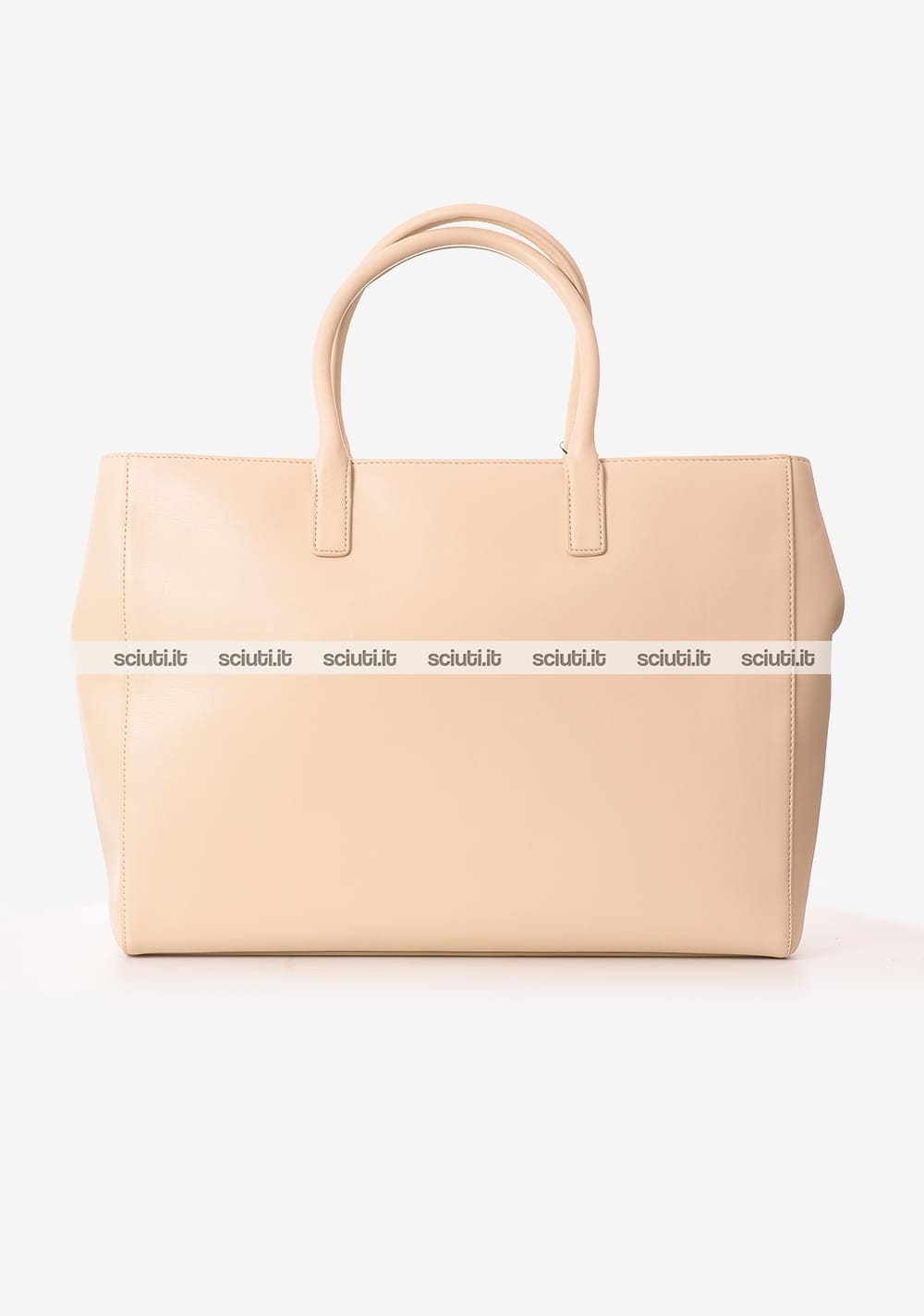 Beige Logo Donna it Borsa Sciuti Love Cuore Moschino Shopping ZHWCwYU
