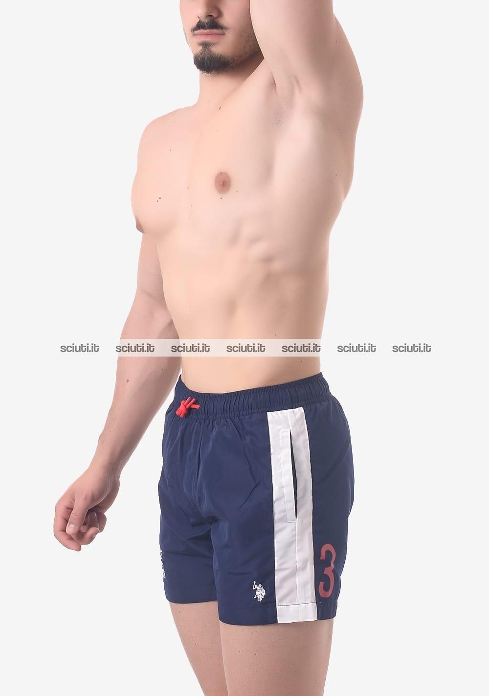 premium selection 09aae 7da8f Costume boxer uomo US Polo Assn blu | Sciuti.it