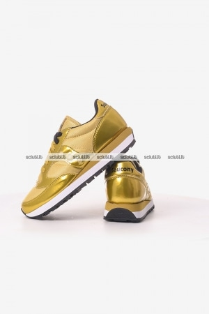 Scarpe Saucony donna Jazz oro Limited Edition