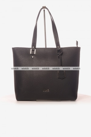 Borsa shopping Liu Jo donna Isola nero