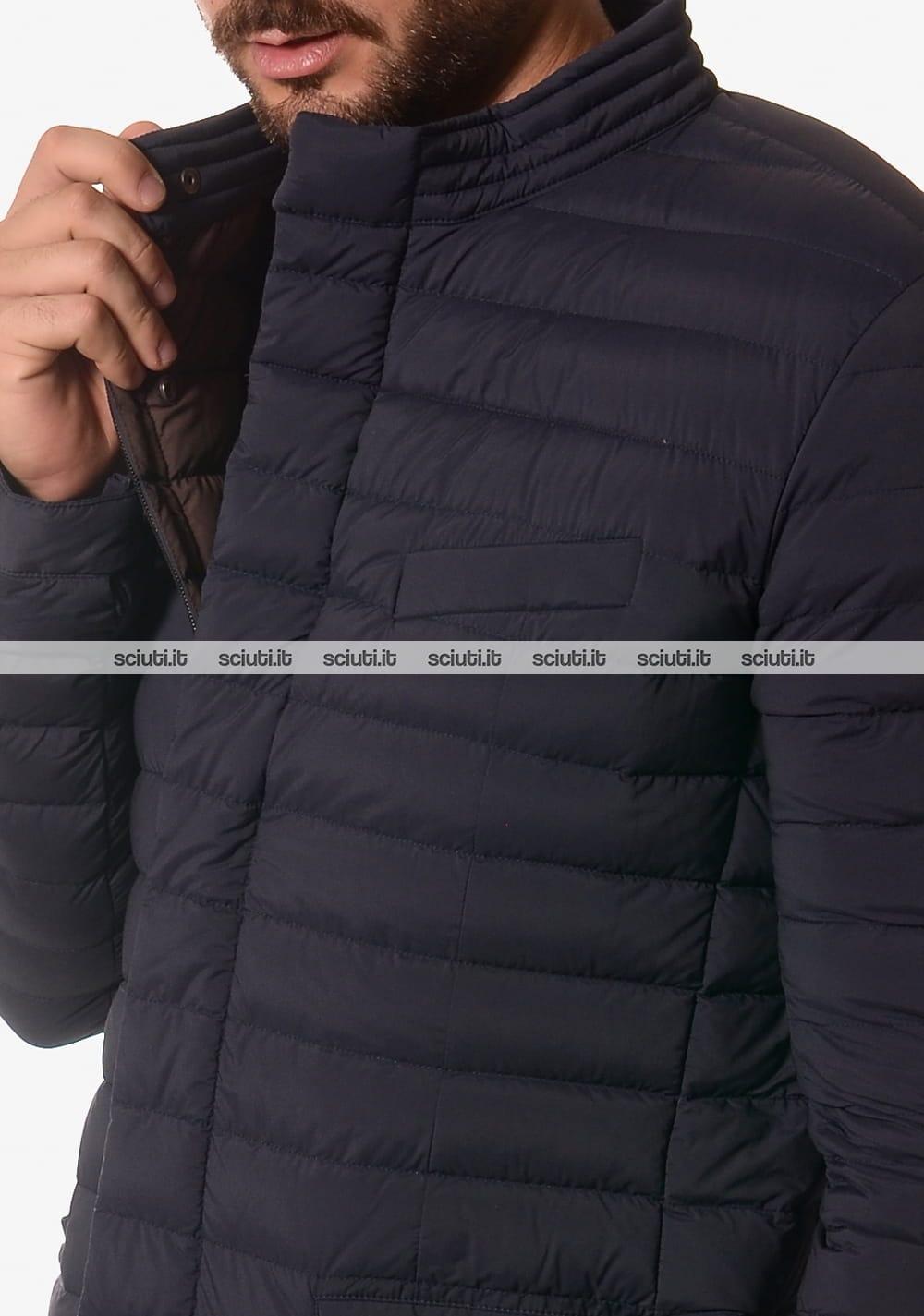 new style 1aad6 c606d Giubbotto Ciesse uomo Bob senza cappuccio blu scuro | Sciuti.it