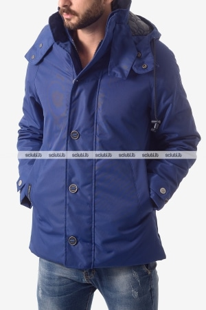 Giubbotto Henri Lloyd Consort Jacket royal