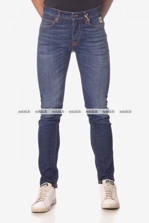 Jeans Roy Rogers uomo Paris 529 superior denim