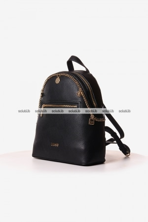 Zaino Liu jo donna Lady Majesty nero