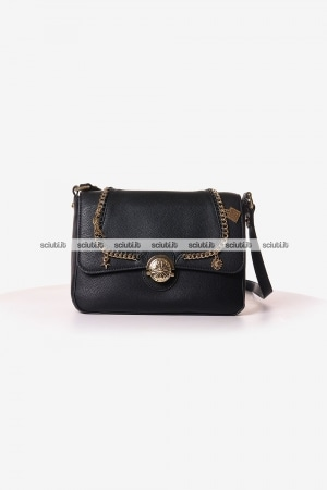 Borsa tracolla media Liu Jo donna Lady Majesty nero