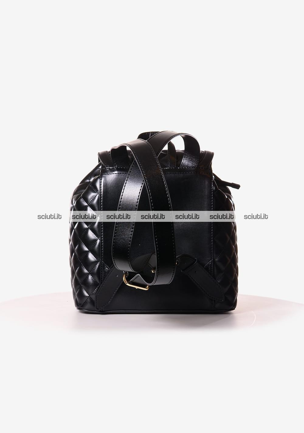 reputable site 99850 265f0 Zaino Love Moschino donna trapuntato nero | Sciuti.it