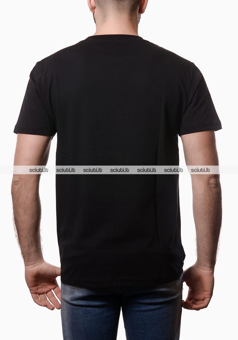 Tshirt Moschino Swim uomo logo gummy bear nero | Sciuti.it