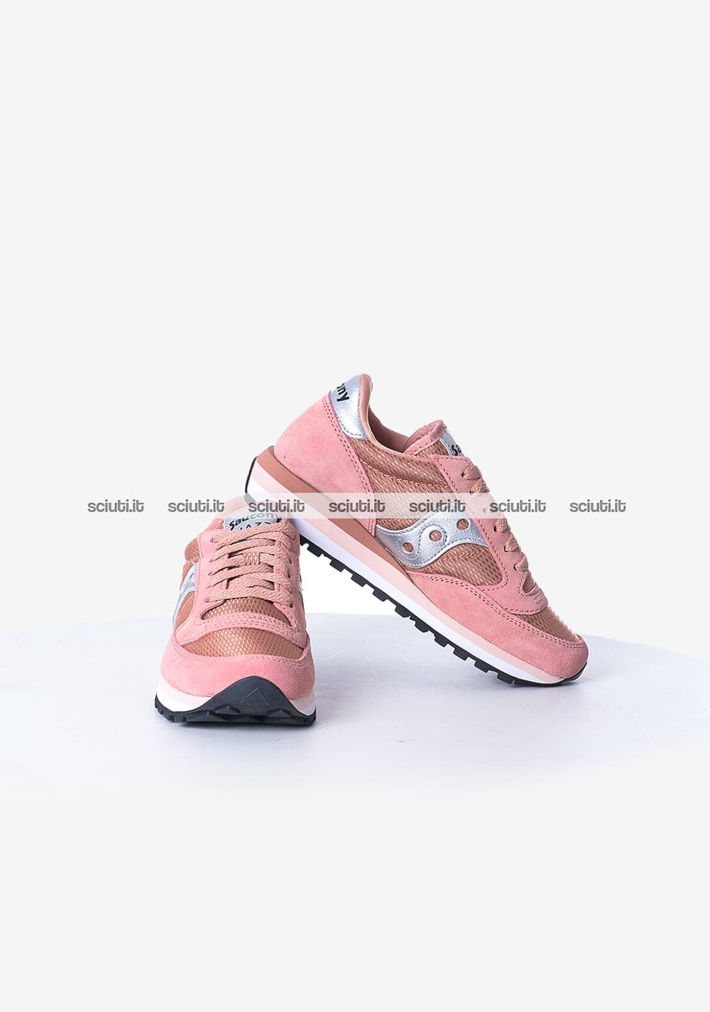 Saucony Jazz Donna Triple Rosa Limited Edition Numero Scarpa