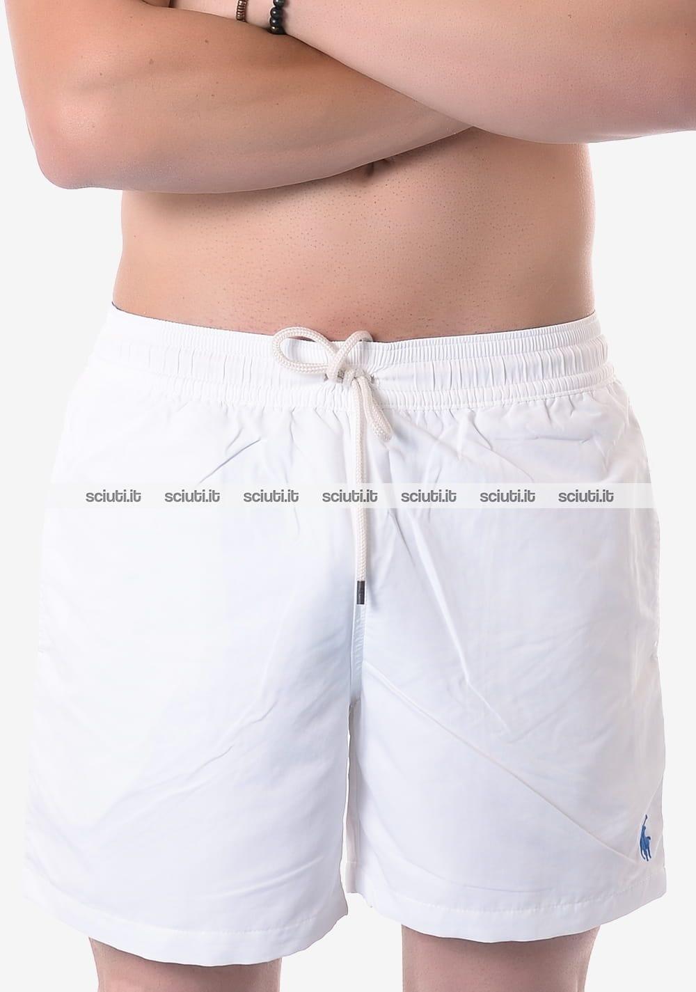 low priced c8f7b 5a41f Costume boxer Ralph Lauren uomo bianco