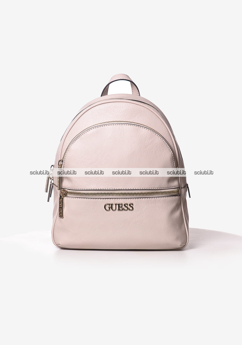 Zaino Guess donna bianco panna Manhattan